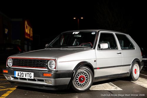 VW MK2 Golf