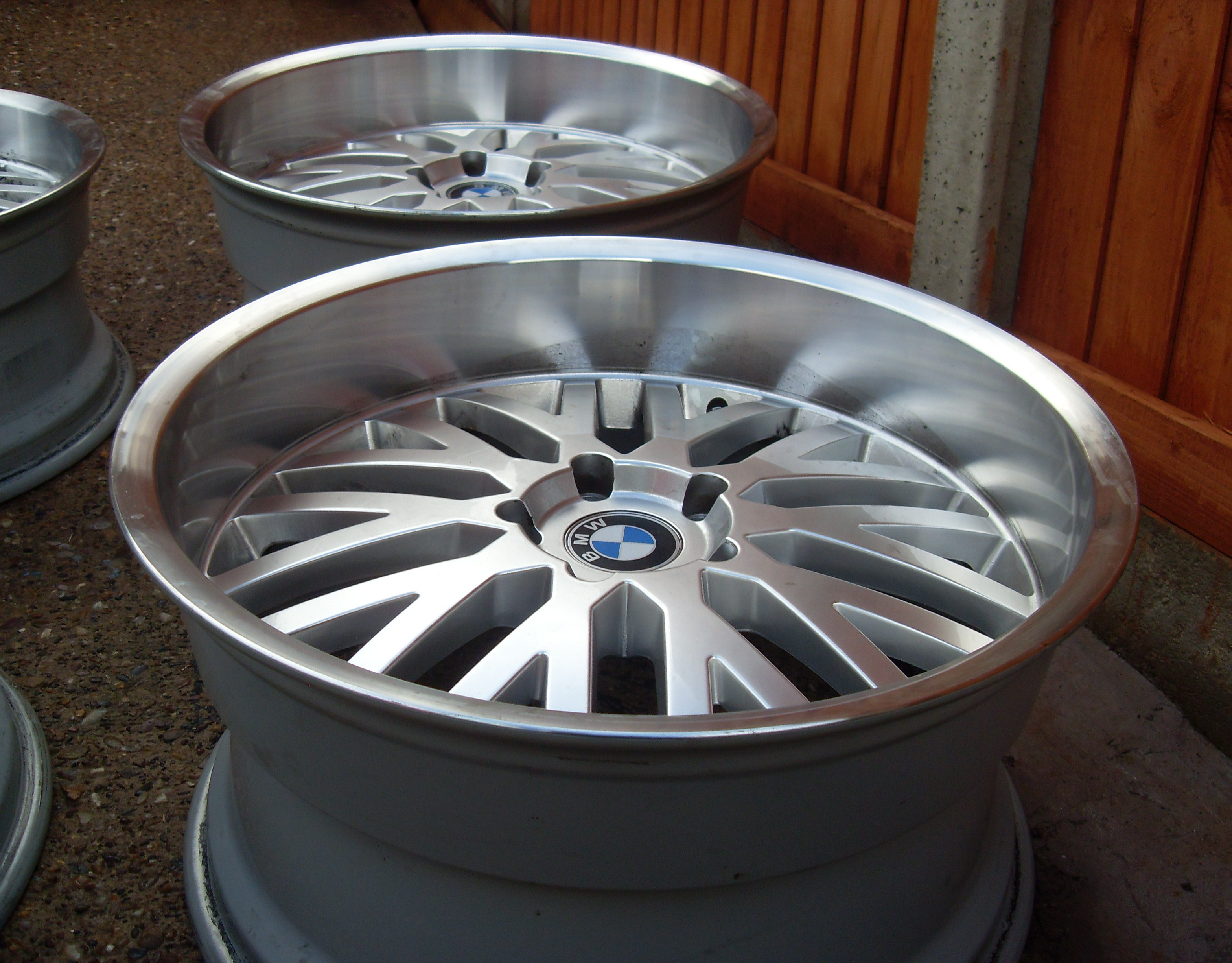 Deep Dish Wheels For Bmw M3 E46 Now That S A Deep Dish Pureklas