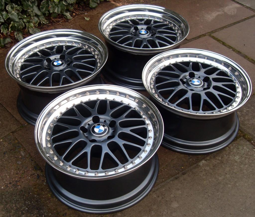 Rial Daytona Split Rim Wheels Refurbished For Sale 163 1095