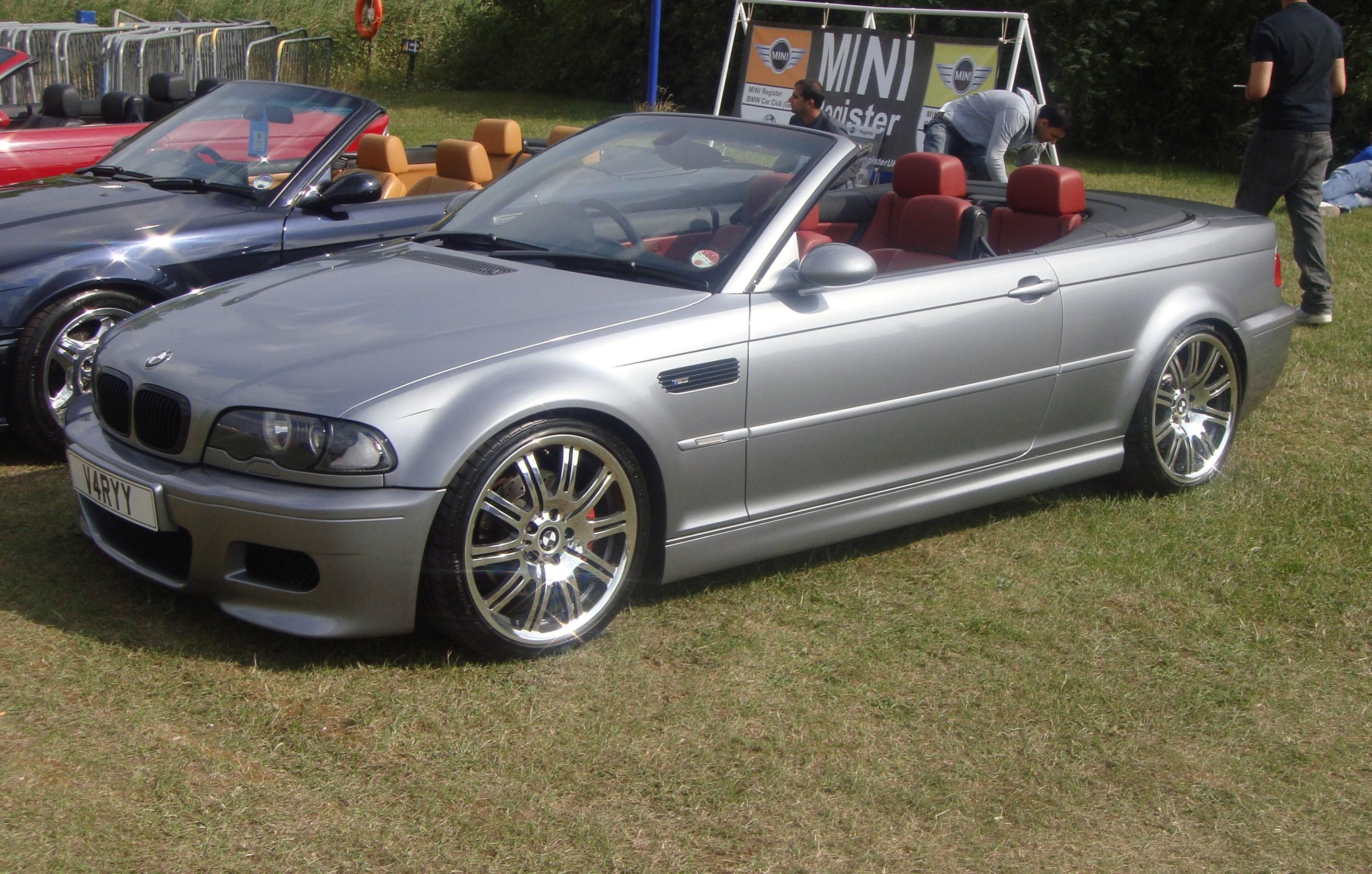 BMW e46 M3 wheels refurbished