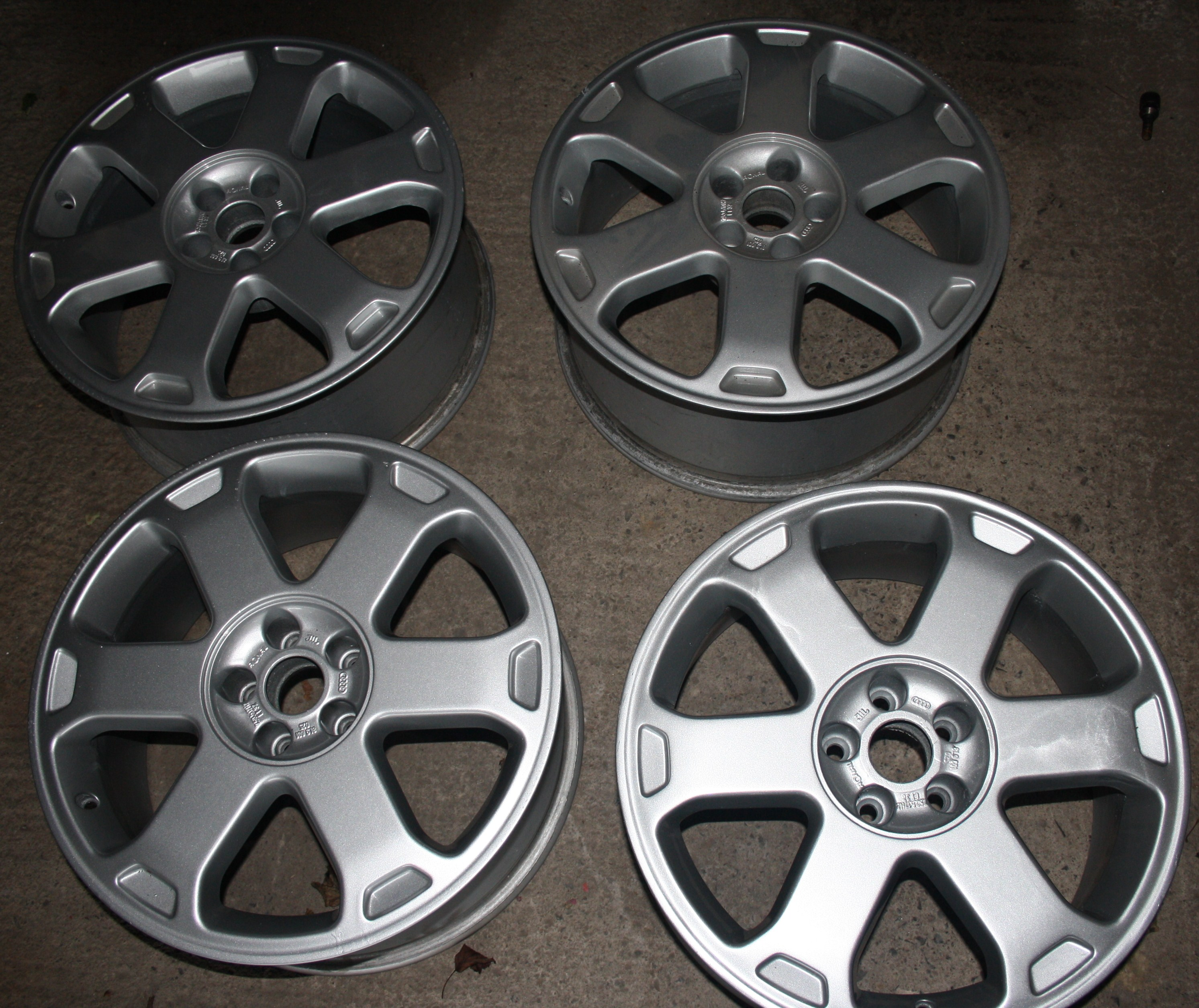 Photos of Audi Alloy Wheels For Sale