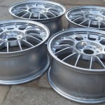 Chrome powder coated Rage Forged alloy wheels by pureklas