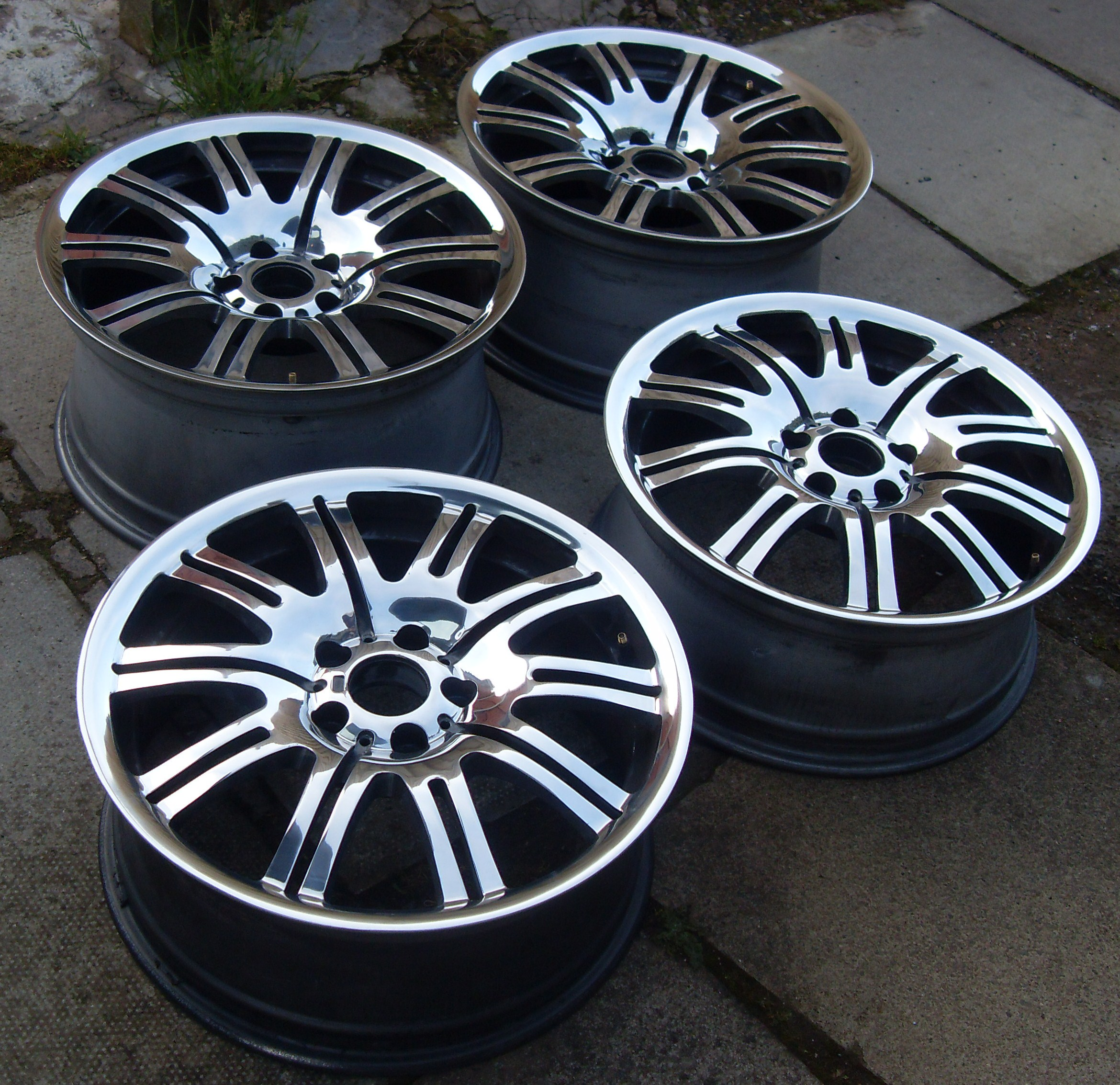 mirror pureklas polished wheels bmw sale for faces