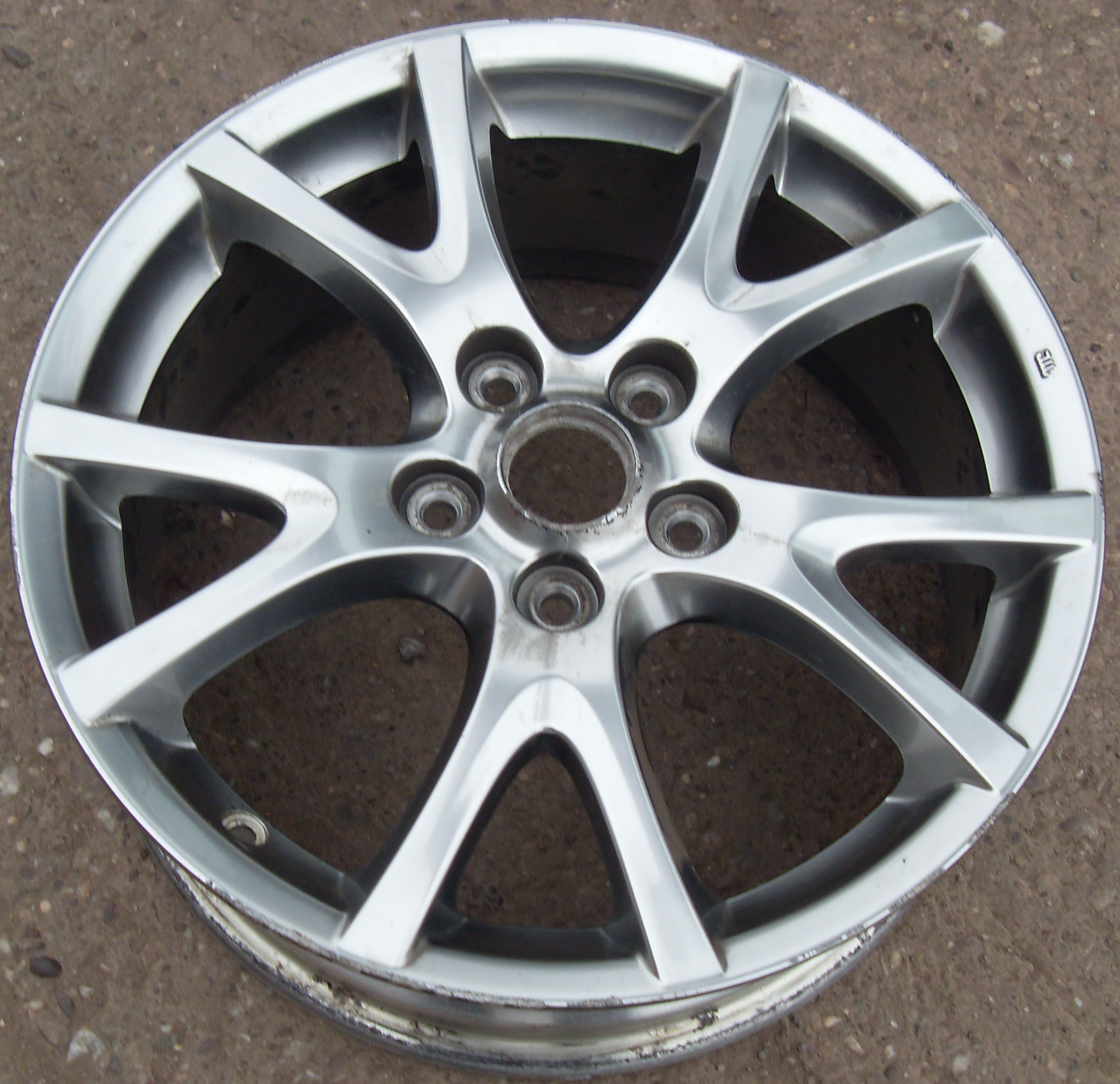 wheel set tyres original mazda and sport wheels alloy rims of